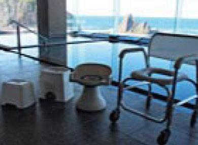 浴室内椅子