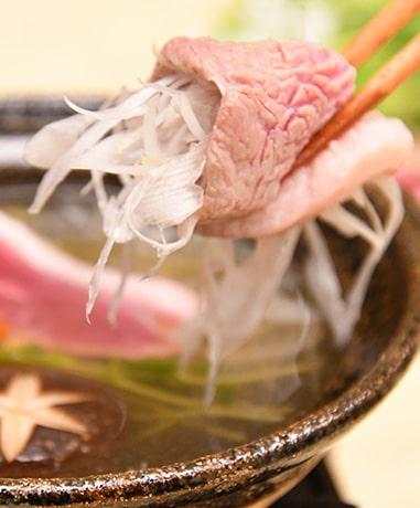 【12月】地産えぞ鹿のステーキ